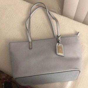 Baby blue purse from Aldo ❤️